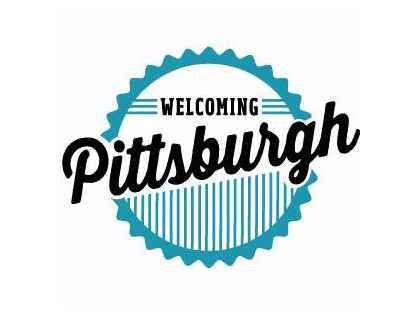 Welcoming Pittsburgh logo