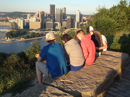 Serve and Learn in Pittsburgh