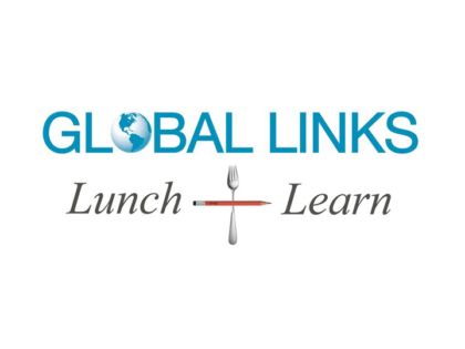 Global Links Lunch + Learn logo