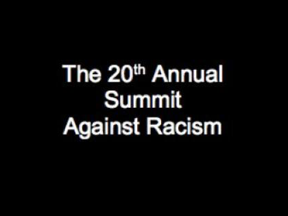 20th Annual Summit Against Racism