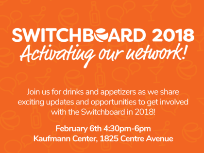 Switchboard: Activating our Network