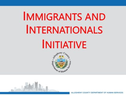 Immigrants & Internationals Initiative
