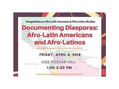 Documenting Diasporas