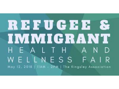 Refugee and Immigrant Health and Wellness Fair