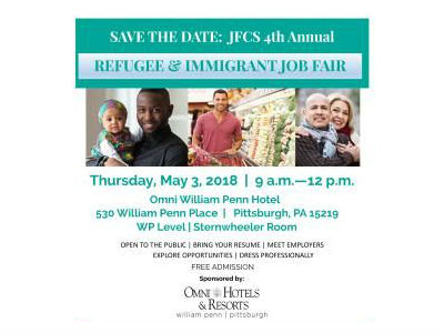 Refugee and Immigrant Job Fair