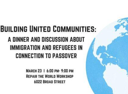 Building United Communities