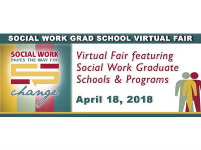 Social Work Virtual Fair Event