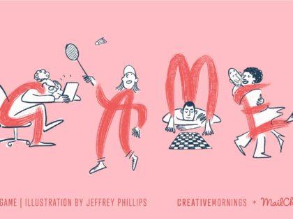 creative mornings april