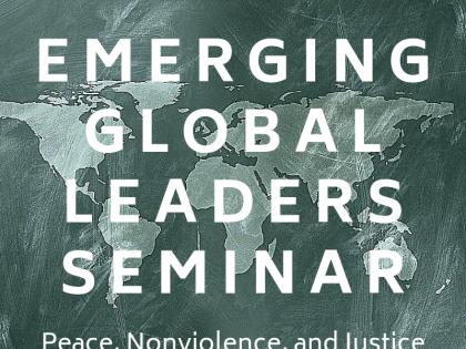 Emerging Global Leaders Seminar