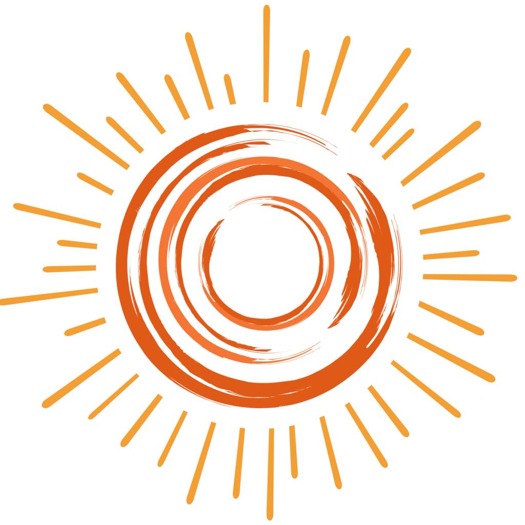 International Free Expression Project Sun Logo